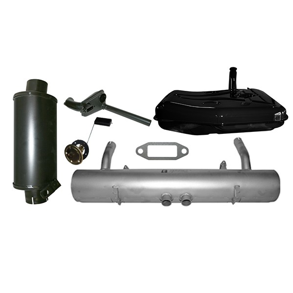 Feul system/ Exhaust system