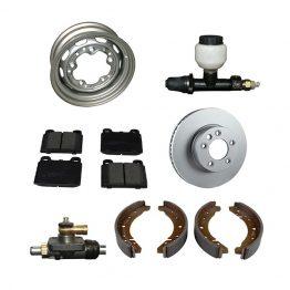 Wheels/ Brakes